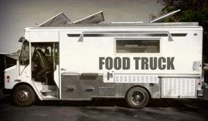Food truck POS restaurant