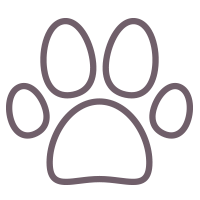 paw print for pet groomers