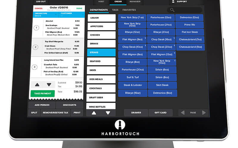 Jon Taffer to Collaborate with Harbortouch